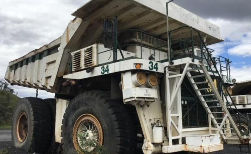 IMAGE_Lennon_Komatsu_830E_Trucks_Dismantling